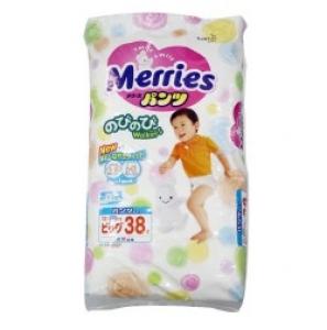 Bỉm Merries quần XL38