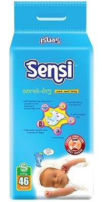 Bỉm Sensi dán S46