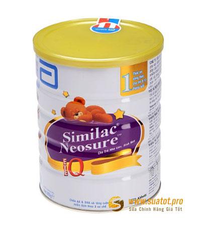 Sữa bột Abbott Similac Neosure 900g
