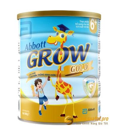 Sữa bột Grow Gold 6+ 900g