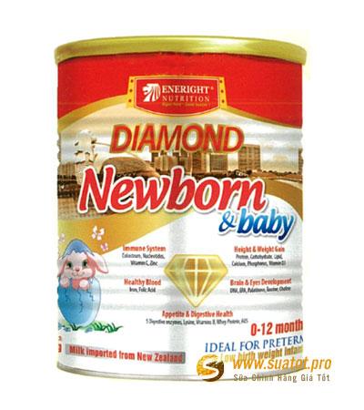 Sữa Diamond Newborn Baby 400g