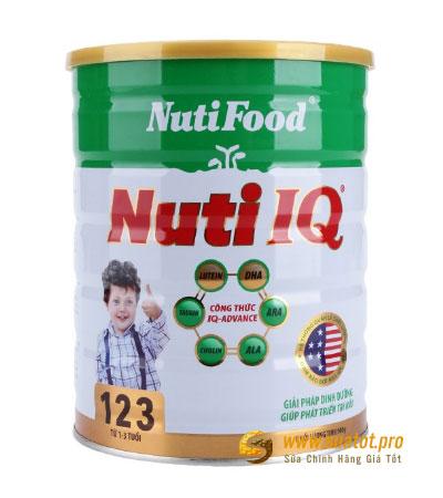 Sữa Nuti IQ 123 900g