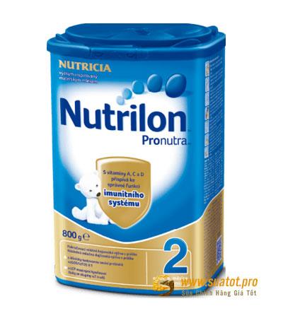Sữa Nutrilon số 2 800g