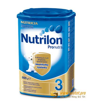 Sữa Nutrilon số 3 800g