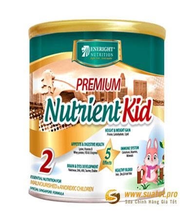 Sữa Premium Nutrient Kid 2 700g