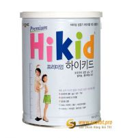 sua-hikid-premium-600g