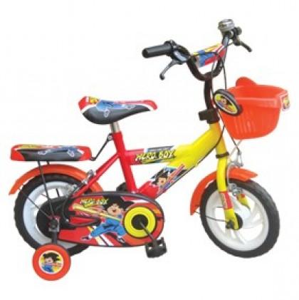 Xe đạp trẻ em 12 incher Heroboy mẫu 10
